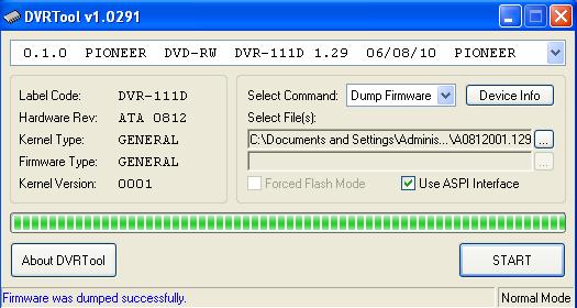 DVRTool v1.0 - firmware flashing utility for Pioneer DVR/BDR drives-p2.png
