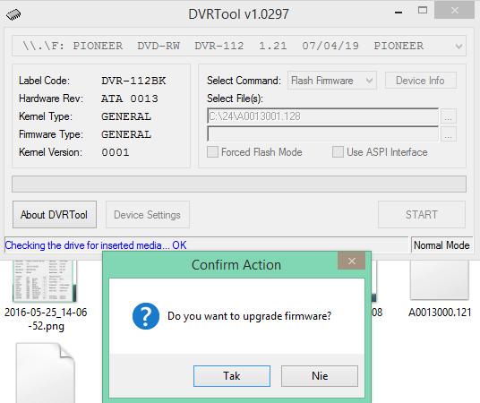DVRTool v1.0 - firmware flashing utility for Pioneer DVR/BDR drives-2016-05-25_14-13-49.png