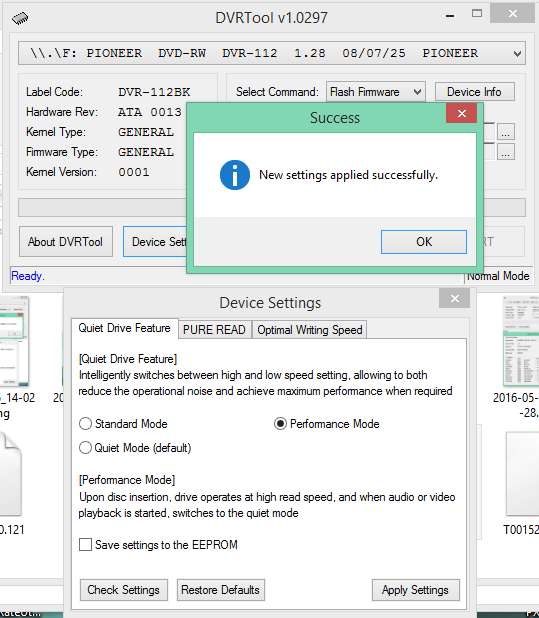 DVRTool v1.0 - firmware flashing utility for Pioneer DVR/BDR drives-2016-05-25_14-15-49.png