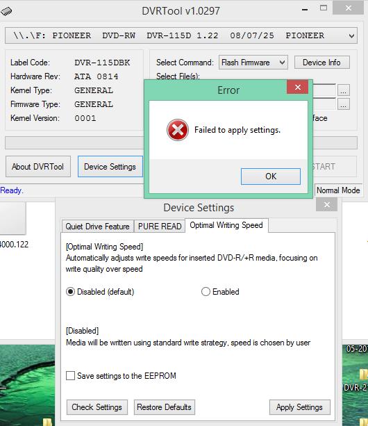 DVRTool v1.0 - firmware flashing utility for Pioneer DVR/BDR drives-2016-06-01_16-05-47.png