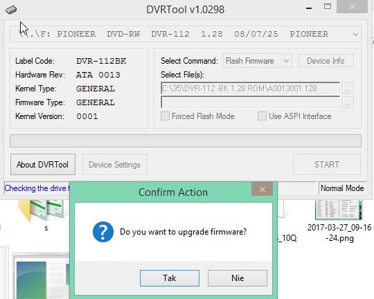 DVRTool v1.0 - firmware flashing utility for Pioneer DVR/BDR drives-2017-03-27_09-18-52.png