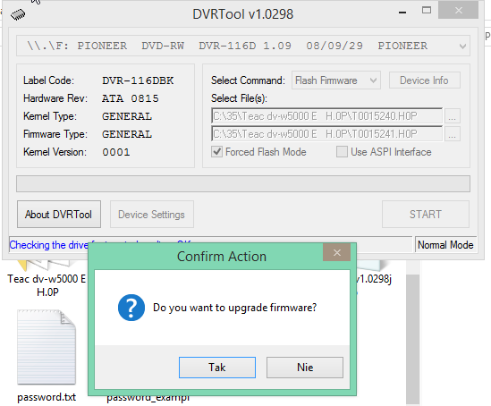 DVRTool v1.0 - firmware flashing utility for Pioneer DVR/BDR drives-2017-03-27_07-12-24.png