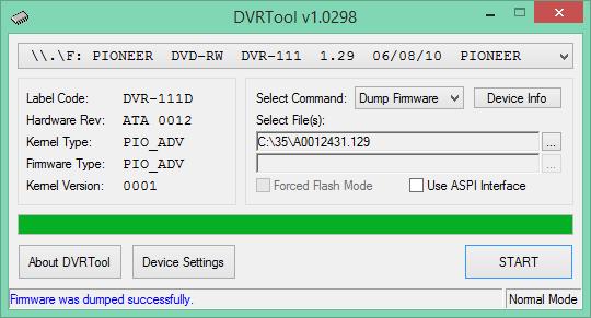 DVRTool v1.0 - firmware flashing utility for Pioneer DVR/BDR drives-2017-04-05_18-18-35.png