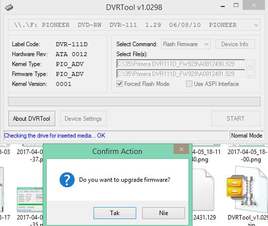 DVRTool v1.0 - firmware flashing utility for Pioneer DVR/BDR drives-2017-04-05_18-20-58.png