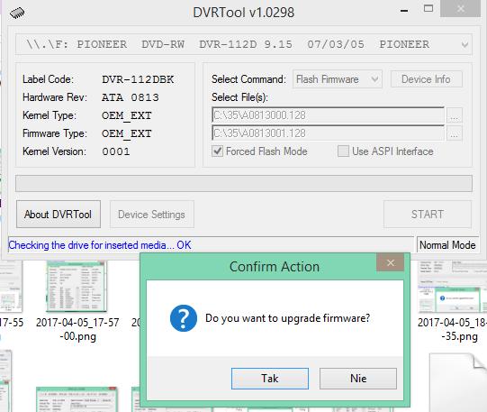 DVRTool v1.0 - firmware flashing utility for Pioneer DVR/BDR drives-2017-04-05_18-15-12.png