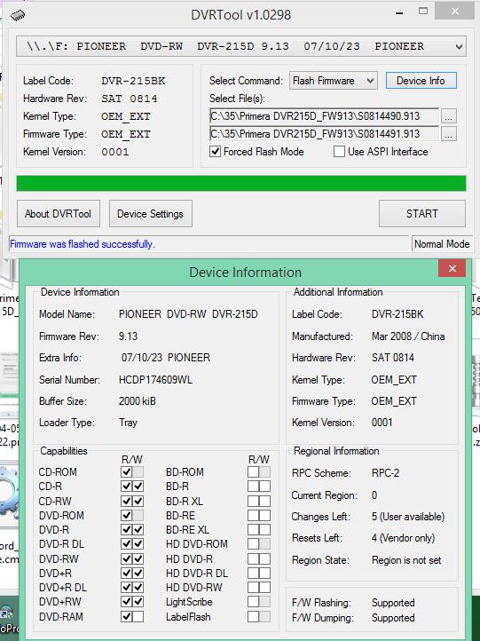 DVRTool v1.0 - firmware flashing utility for Pioneer DVR/BDR drives-2017-04-05_17-54-43.png