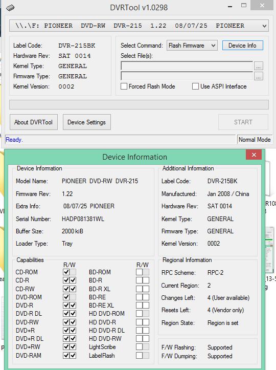 DVRTool v1.0 - firmware flashing utility for Pioneer DVR/BDR drives-2017-04-20_06-53-34.png