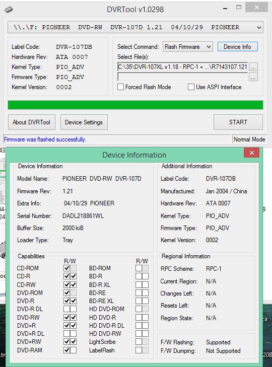 DVRTool v1.0 - firmware flashing utility for Pioneer DVR/BDR drives-2017-04-20_10-35-46.png