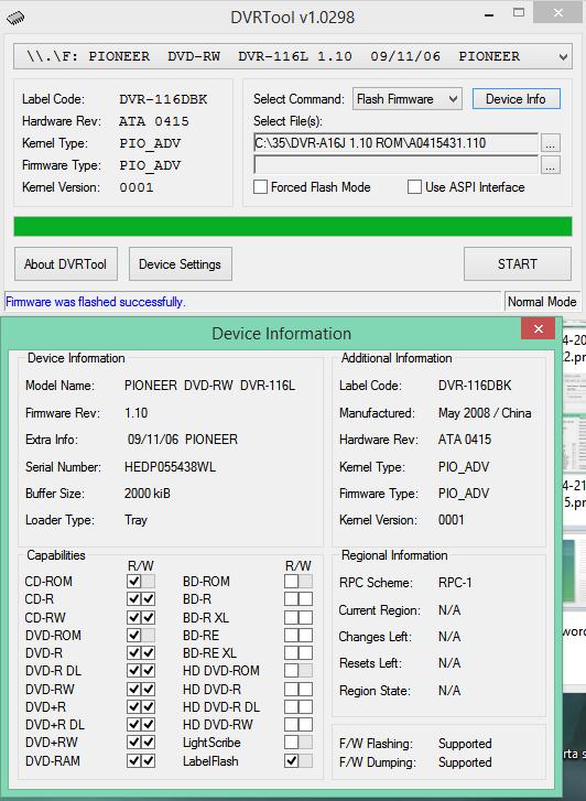 DVRTool v1.0 - firmware flashing utility for Pioneer DVR/BDR drives-2017-04-21_08-29-56.png