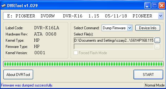 DVRTool v1.0 - firmware flashing utility for Pioneer DVR/BDR drives-2017-04-27_113346.png