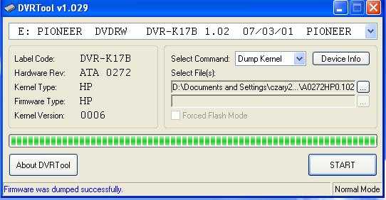 DVRTool v1.0 - firmware flashing utility for Pioneer DVR/BDR drives-2017-04-27_110158.png