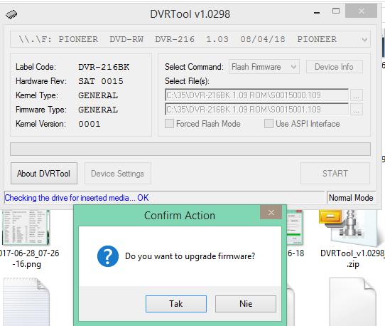DVRTool v1.0 - firmware flashing utility for Pioneer DVR/BDR drives-2017-07-14_16-19-52.png