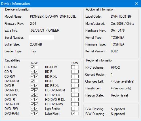 Nazwa:  Device Info.png,  obejrzany:  158 razy,  rozmiar:  18.5 KB.