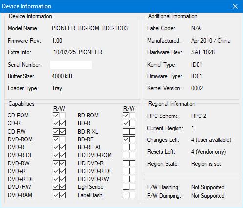 Nazwa:  Device Info.png,  obejrzany:  162 razy,  rozmiar:  18.2 KB.