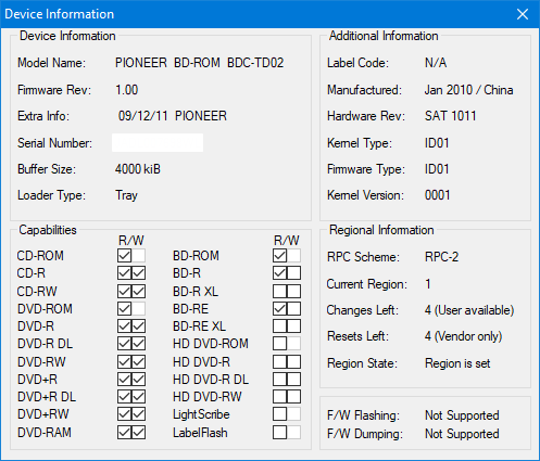 Nazwa:  Device Info.png,  obejrzany:  155 razy,  rozmiar:  18.1 KB.