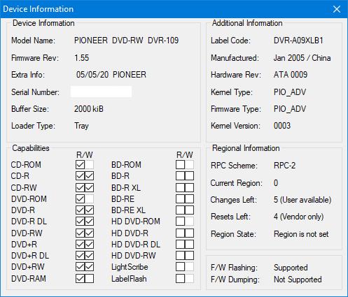 Nazwa:  Device Info.png,  obejrzany:  119 razy,  rozmiar:  18.5 KB.