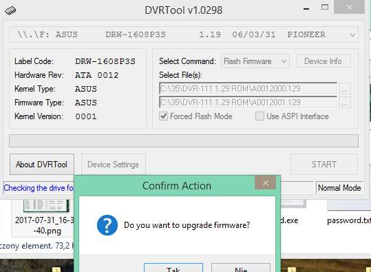 DVRTool v1.0 - firmware flashing utility for Pioneer DVR/BDR drives-2017-07-31_16-35-37.png