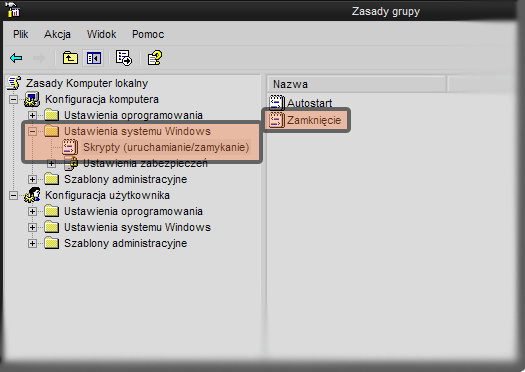 Automatyczna kopia rejestru w WindowsXP podczas zamykania systemu.-gpedit.png
